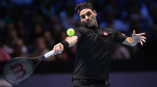 Циципас останавливает Федерера на пути к финалу Итогового турнира - изображение 1