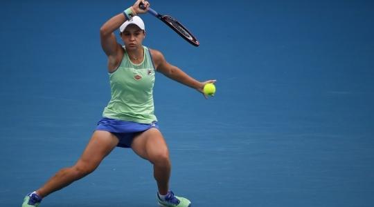 Australian Open. Барти с боями проходит Риск, чудо Гауф подошло к завершению - изображение 4