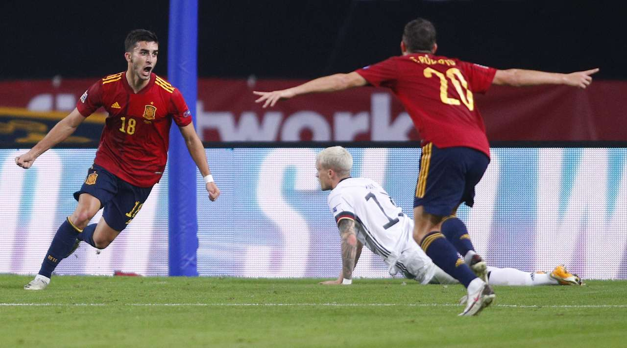 Spain vs Germany (UEFA Nations League) VIDEO Highlights