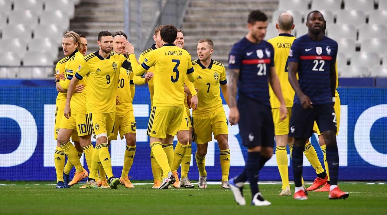 France vs Sweden (UEFA Nations League) Video Highlights