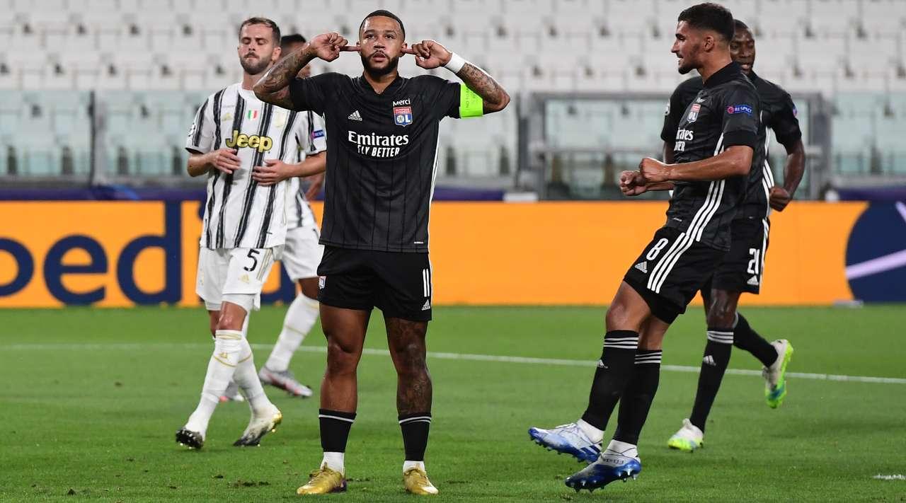 Depay Juventus