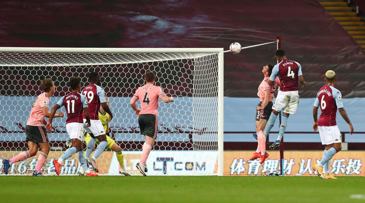 Aston Villa vs Sheffield United (Premier League) Highlights. September 21. 2020