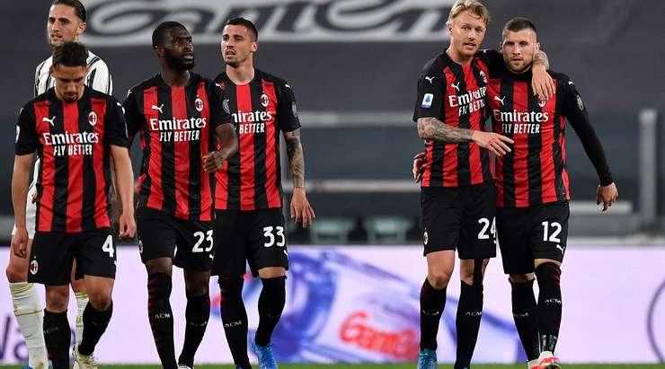 Ante Rebic'ten (AC Milan) güzel bir yetenek.  Ismael Bennacer'den mükemmel bir şekilde pas aldı, ardından sağ üst köşeye giden fantastik bir uzun menzilli grev yaptı.  Puan 0: 2'dir.