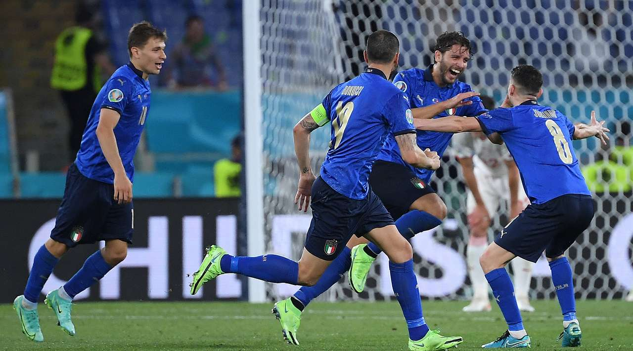 Italy vs Switzerland Highlights & Full Match Replay 16-June-2021
