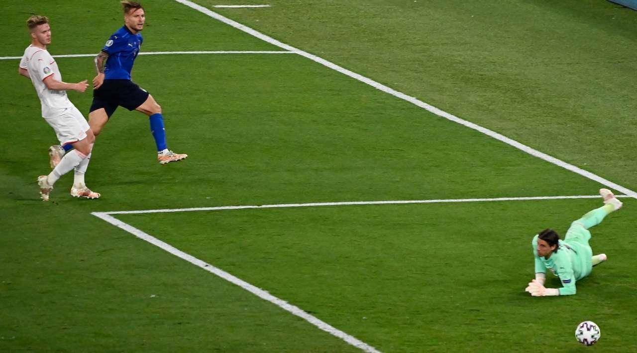 Italy vs Switzerland Highlights & Full Match Replay