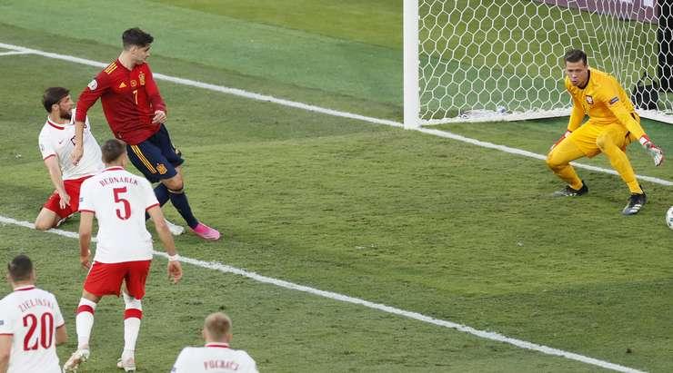 İşte VAR kararı geldi. Hedef verildi ve İspanyol oyuncuların kutlamak için bir nedeni var!