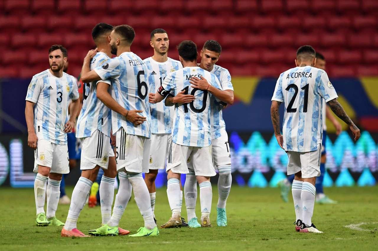 Argentina vs Paraguay Highlights & Full Match 22 June 2021
