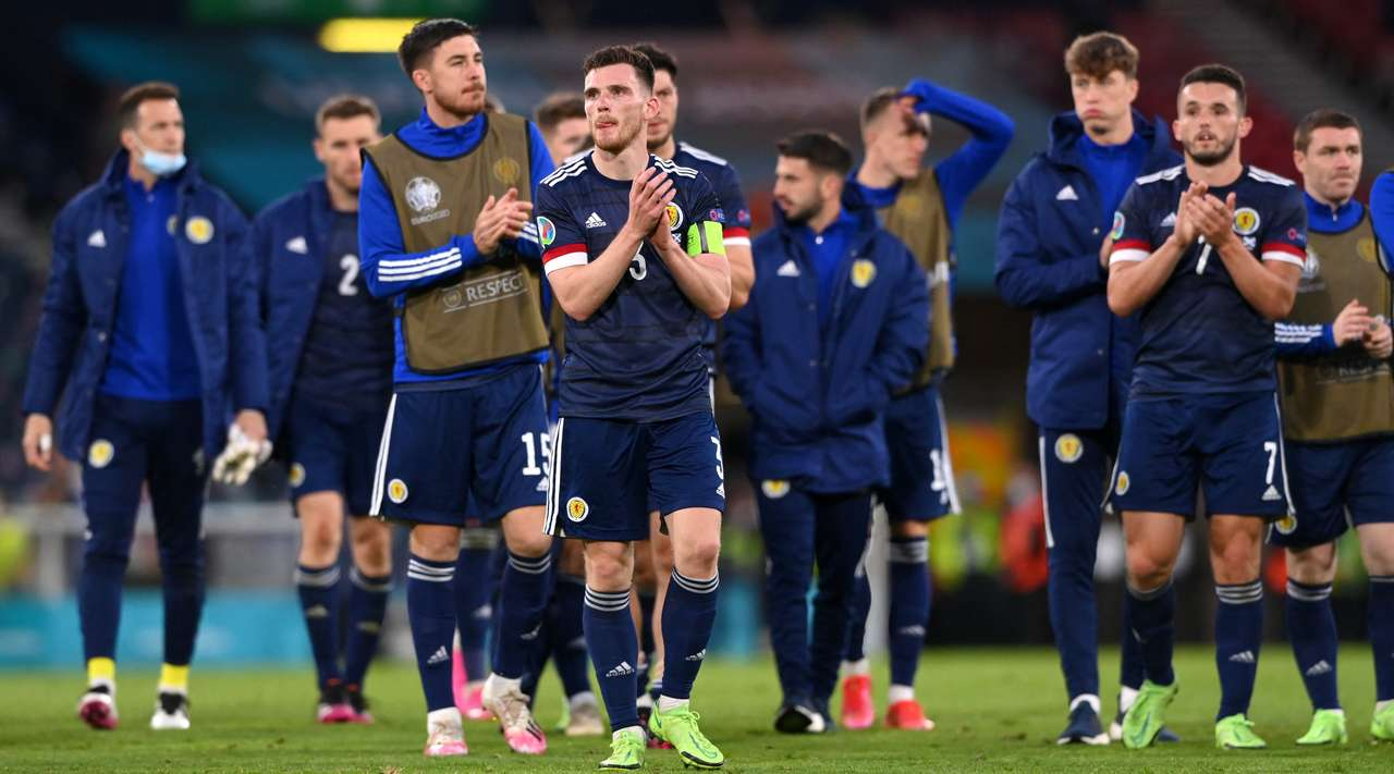 Croatia vs Scotland Highlights & Full Match 22 June 2021