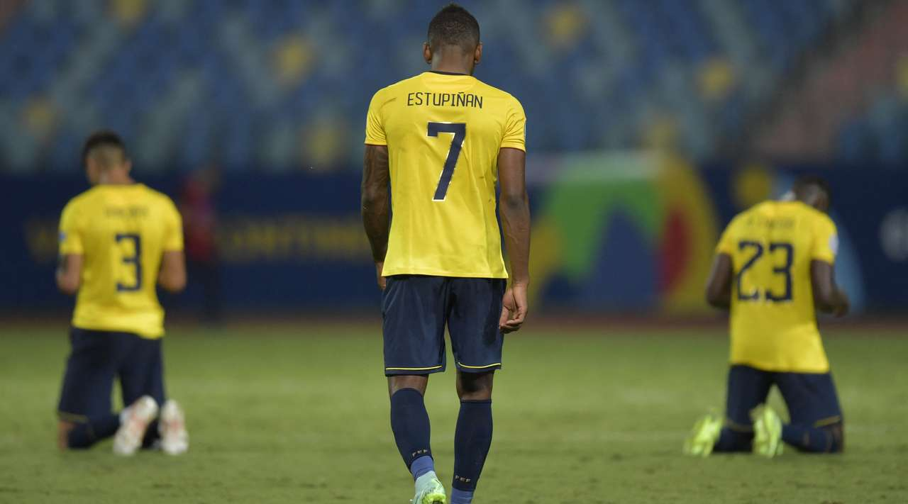 Ecuador vs Peru Highlights 23 June 2021