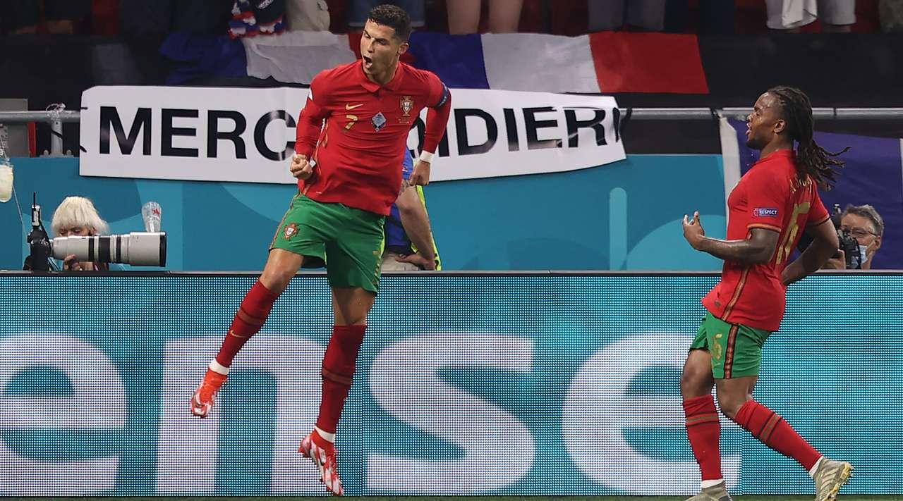 Portugal vs France Highlights & Full Match 23 June 2021