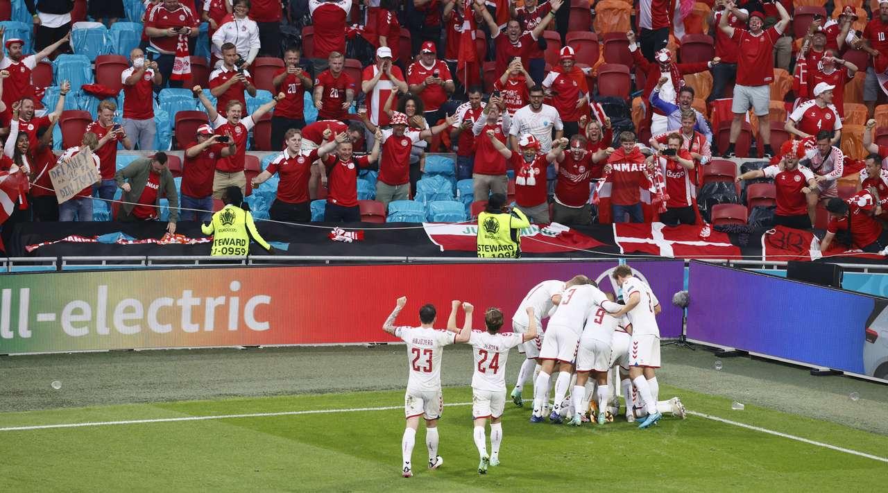 Wales vs Denmark Highlights & Full Match 26 June 2021