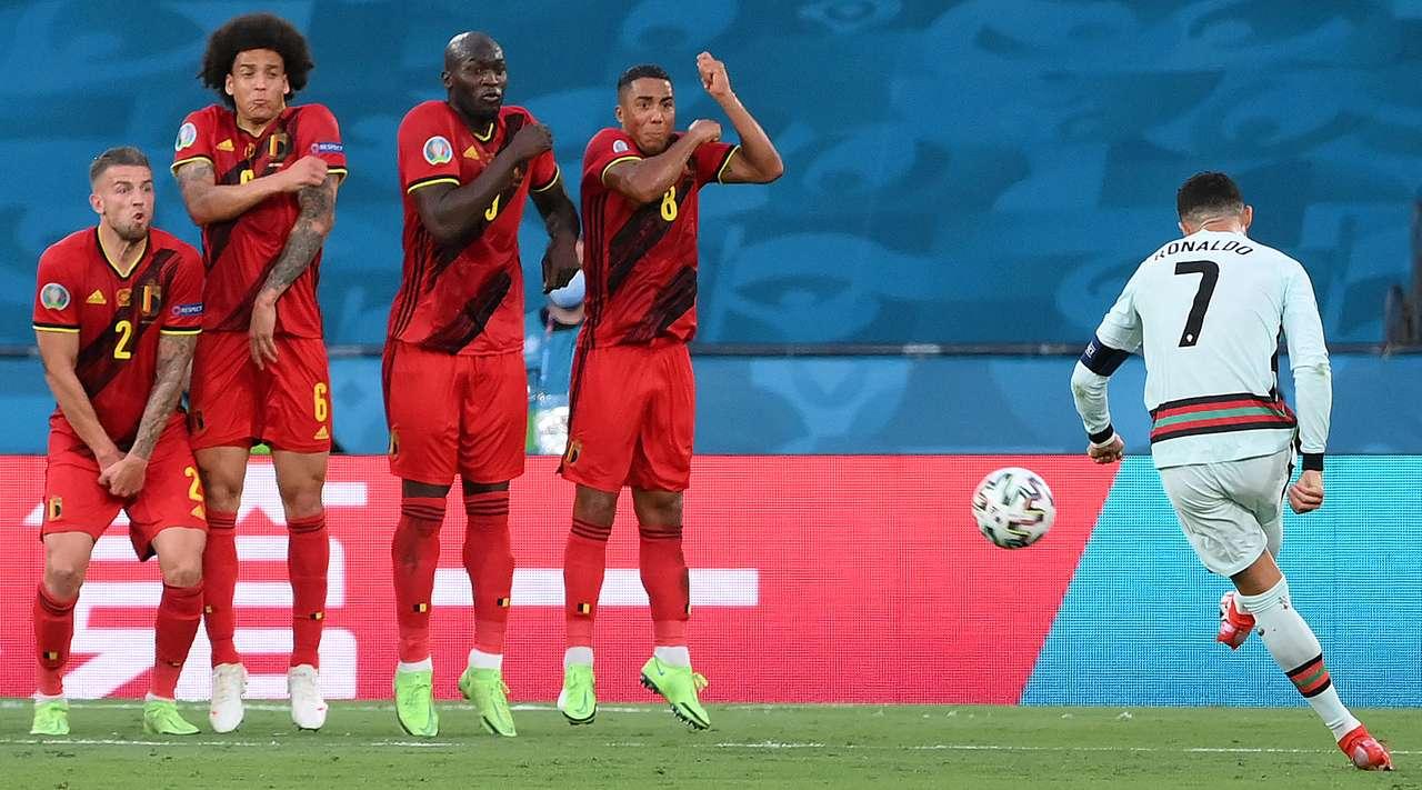 Belgium vs Portugal Highlights & Full Match 27 June 2021