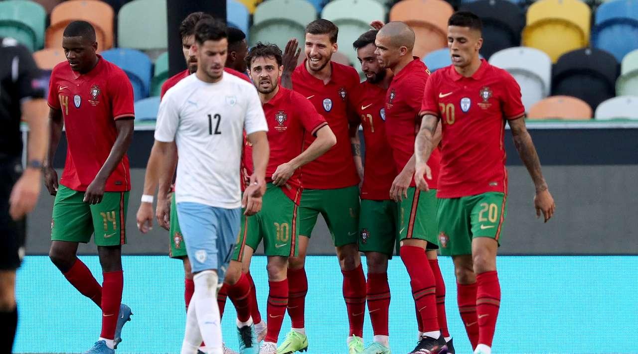 Portugal vs Israel Highlights & Full Match Replay 09 June 2021