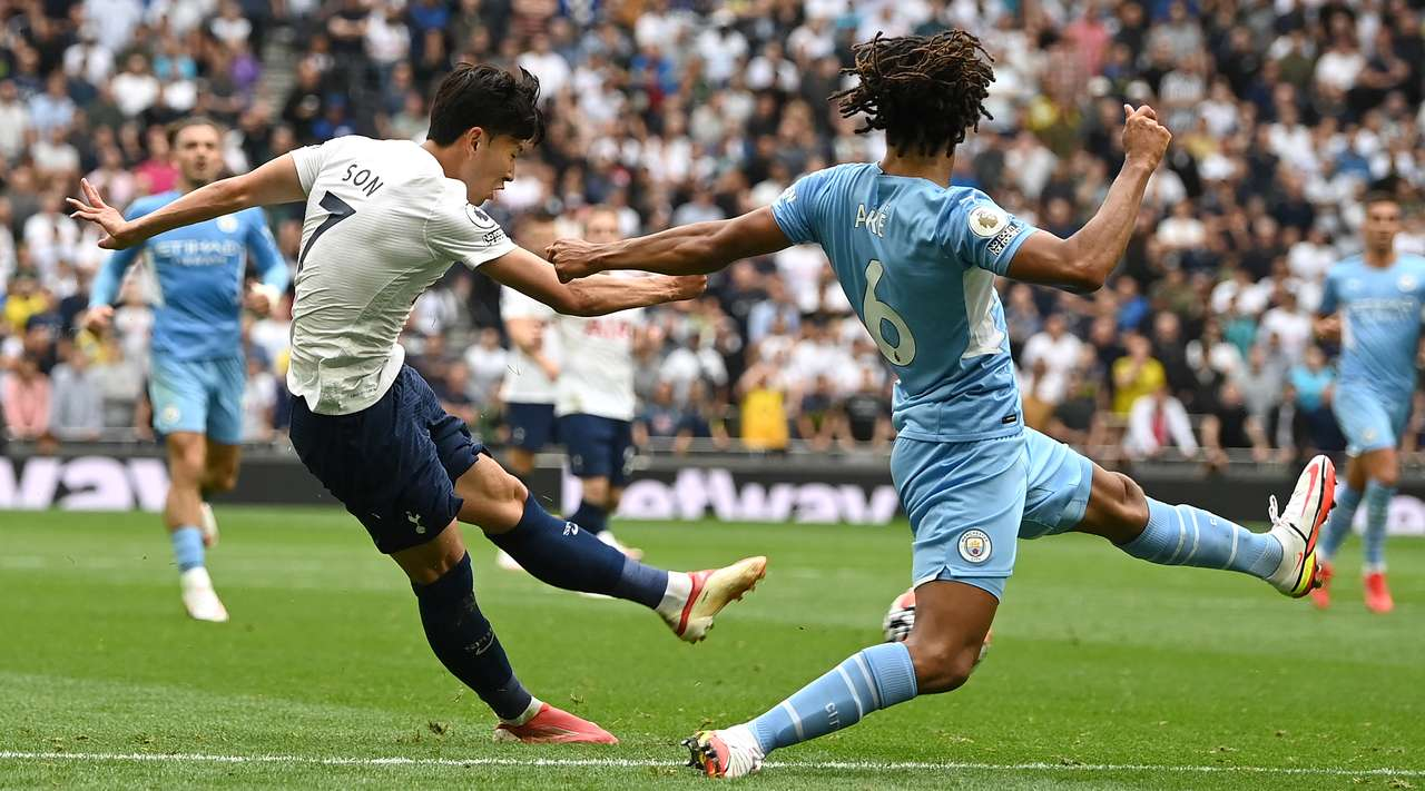 Tottenham Hotspur vs Manchester City Highlights & Report 15 August 2021