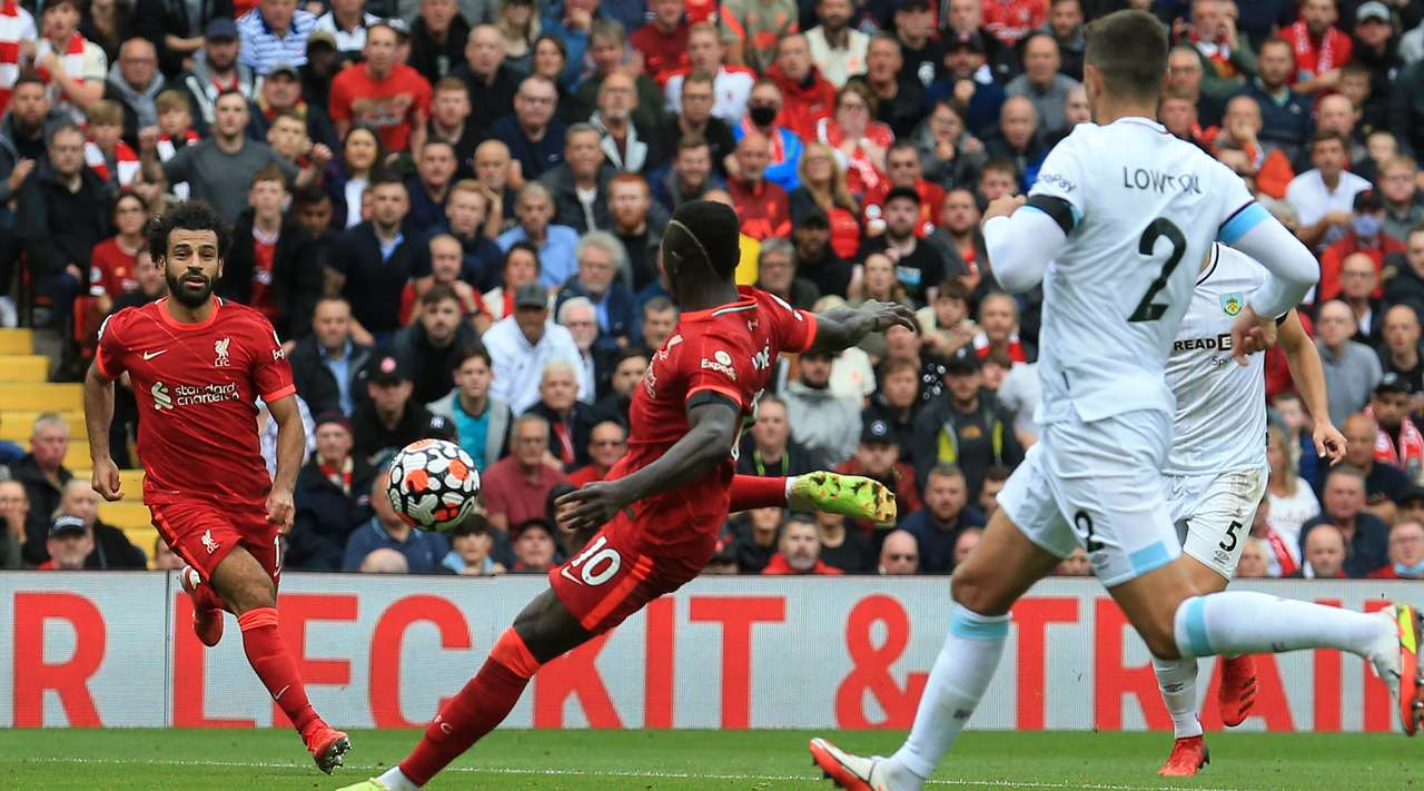 Football news: Liverpool vs Burnley Highlights 21 August 2021
