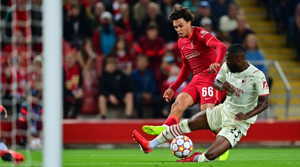 Football news: Liverpool vs AC Milan Highlights & Report 15 September 2021. UEFA Champions League.