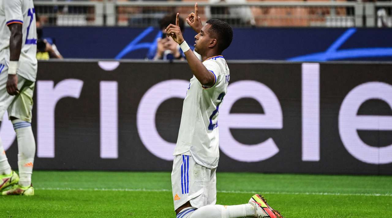 Football news: Inter vs Real Madrid Highlights & Report 15 September 2021. UEFA Champions League.