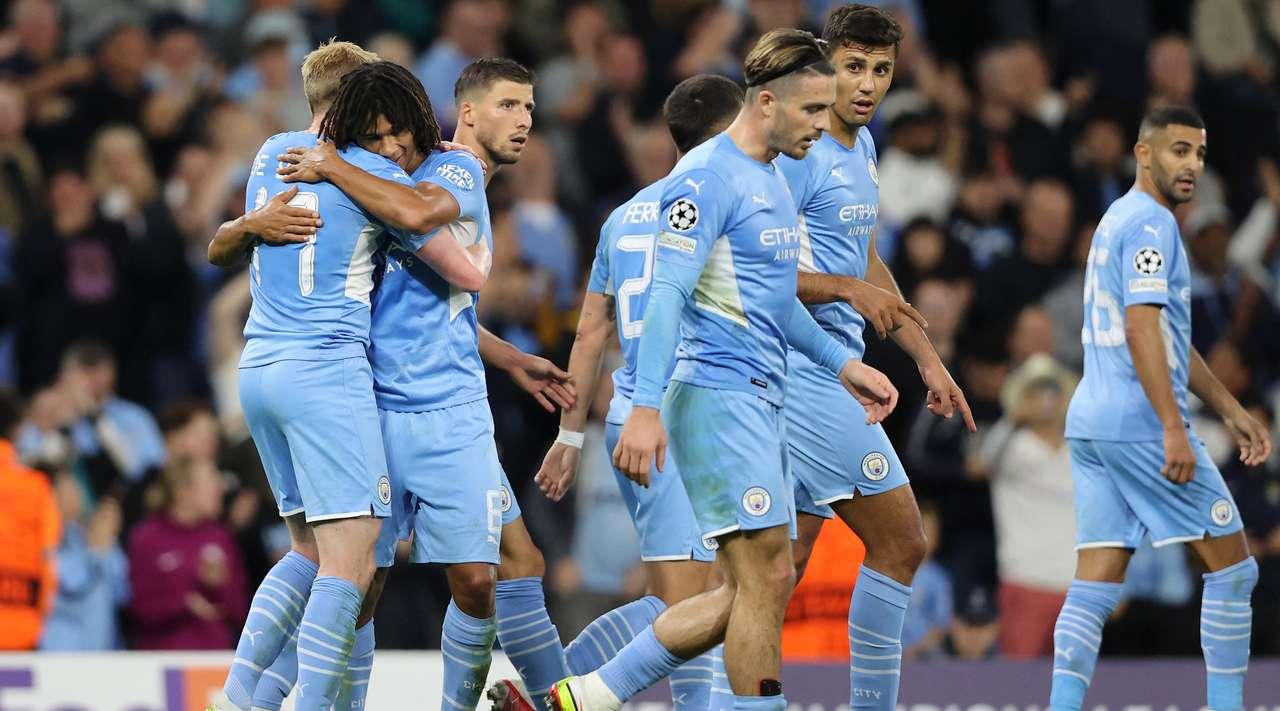 Football news: Manchester City vs RB Leipzig Highlights & Report 15 September 2021. UEFA Champions League.
