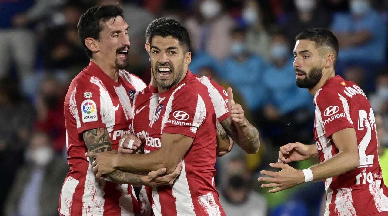 Football news: Getafe vs Atletico Madrid Highlights 21.09.2021