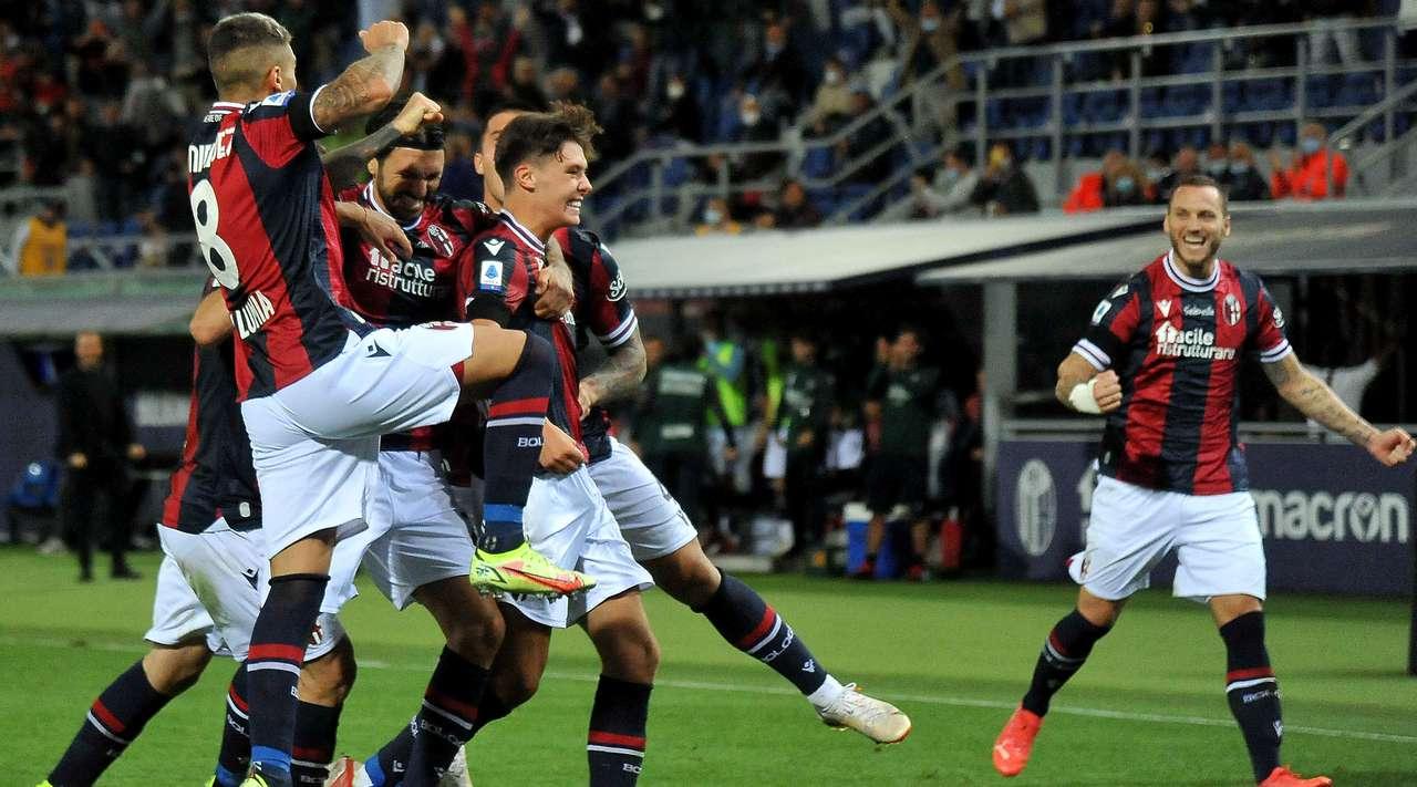 Football news: Bologna vs Genoa Highlights 21.09.2021