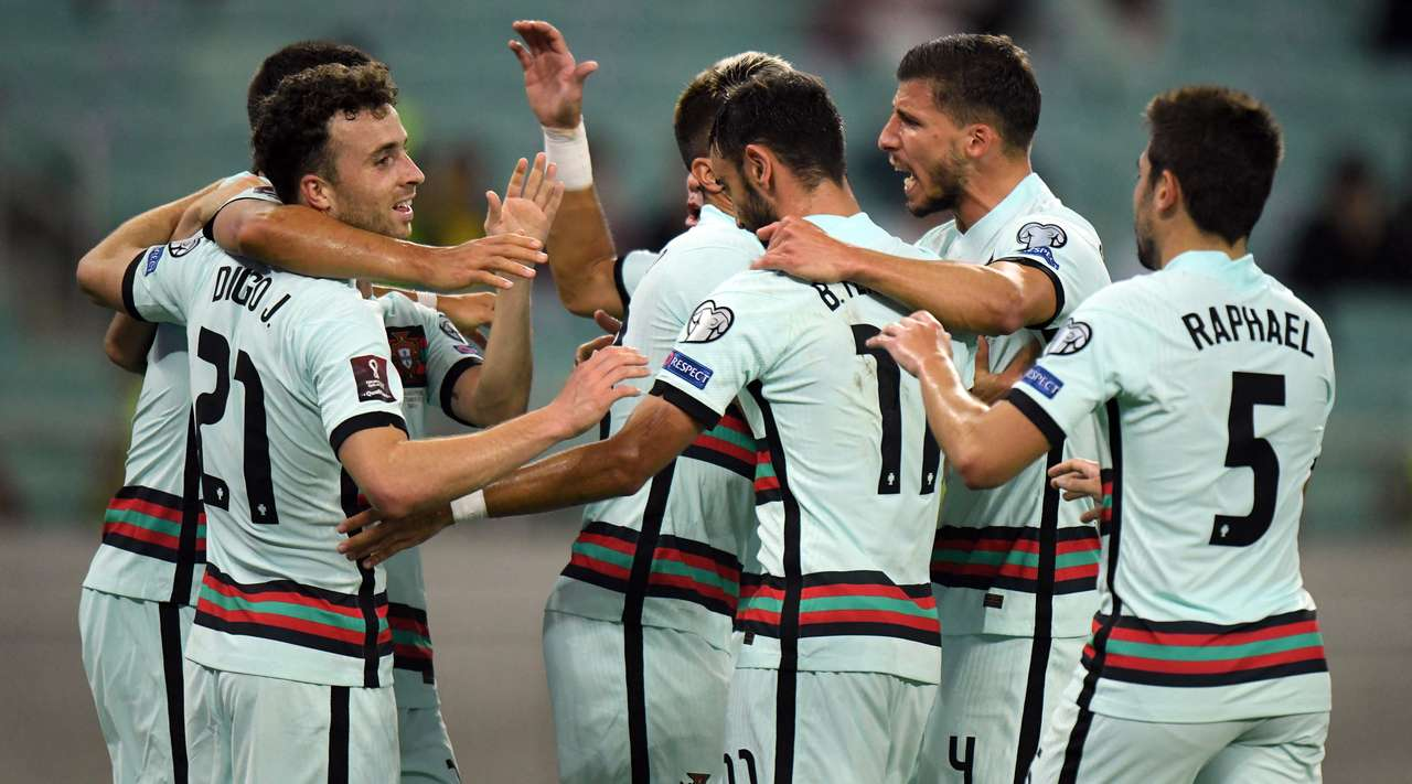 WC Qualification - Azerbaijan vs Portugal Highlights & Report 07 September 2021